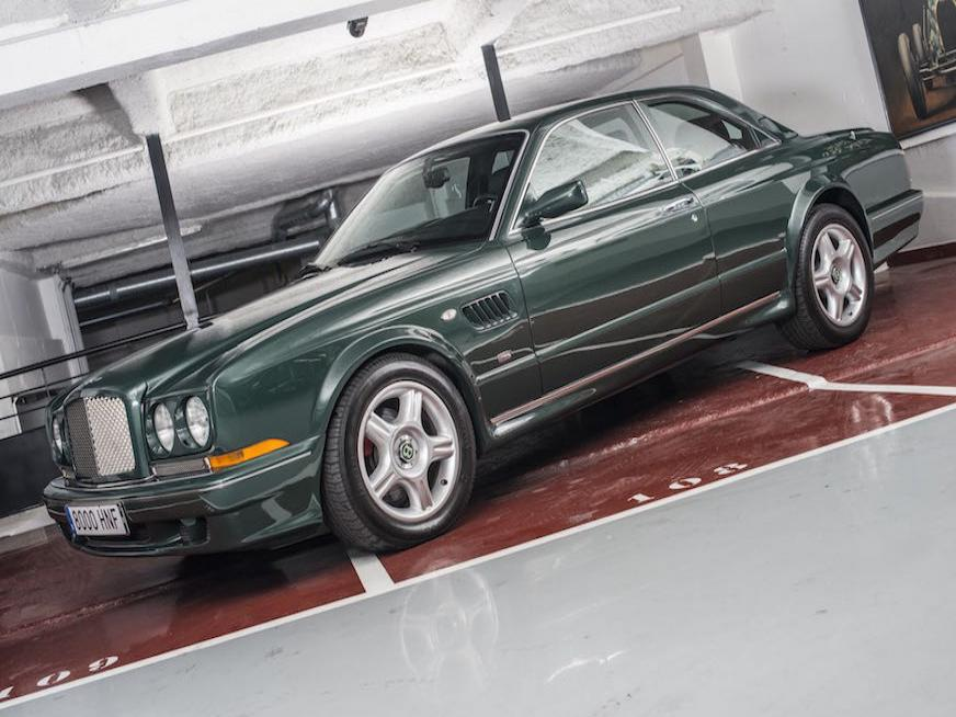 Bentley Continent R LE MANS