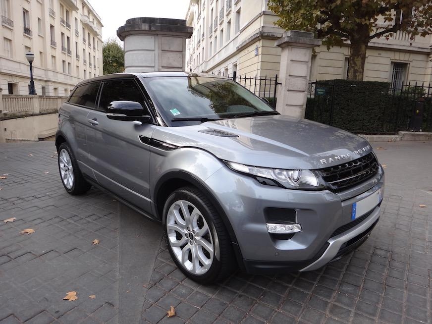 Land Rover Evoque Si4 Dynamic Coupe