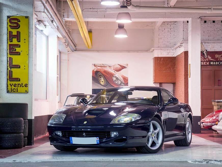 Ferrari 550 M