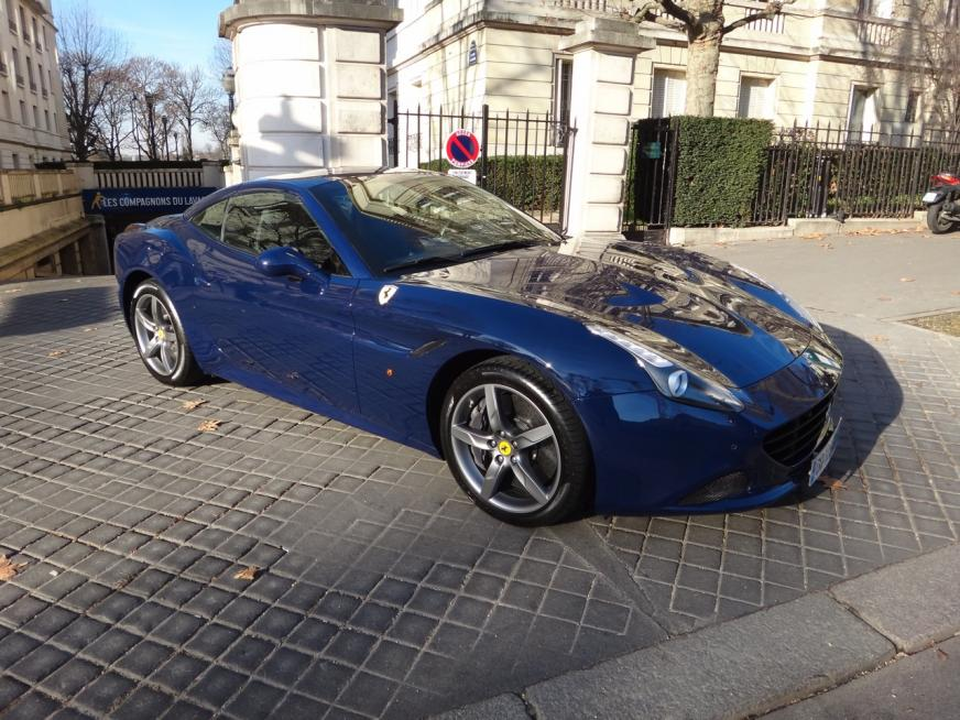 Ferrari California T 2+2