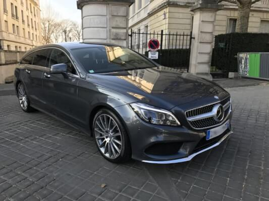 Mercedes CLS 350 SHOOTINGBRAKE BT