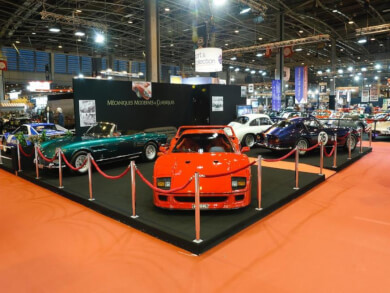 Salon Retromobile 2016